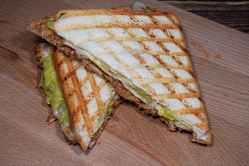 Домашние сэндвичи