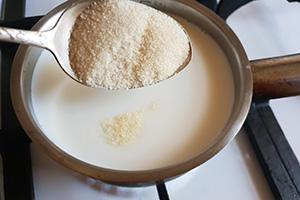 Готовим молочную смесь