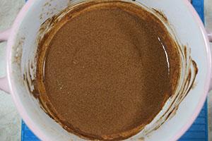 Готовим шоколадную смесь