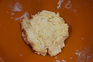 Готовим тесто