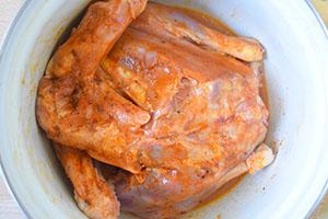 Маринуем цыплёнка
