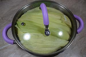 Отвариваем кукурузу