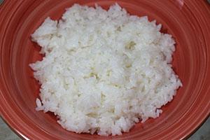 Подготавливаем рис