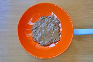 Подготавливаем второй вариант конфет