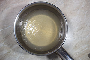 Подготавливаем желатин