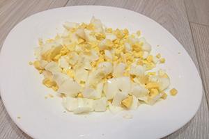 Подготовить яйца