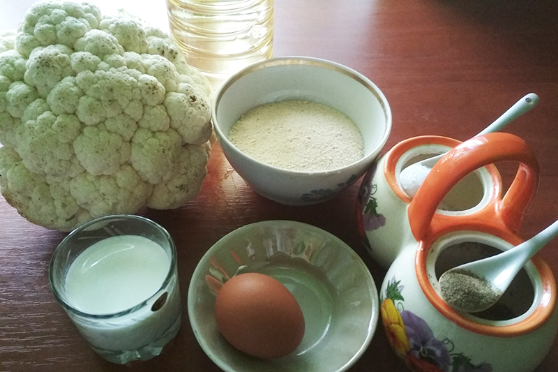 Подготовка капусты