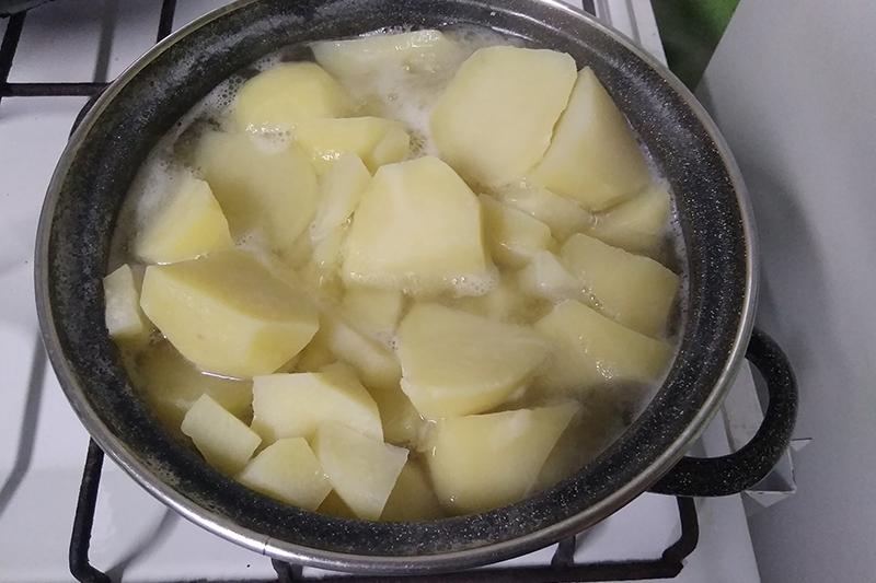 Приготовить начинку