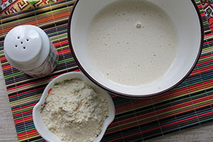 Приготовить тесто