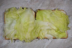 Собираем сэндвич