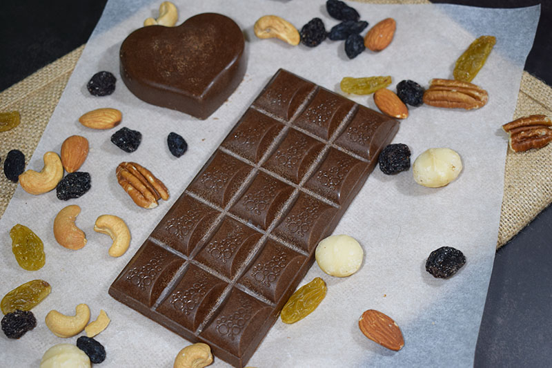 Веган шоколад