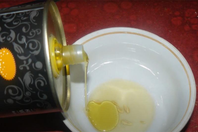 Заправка с оливковым маслом