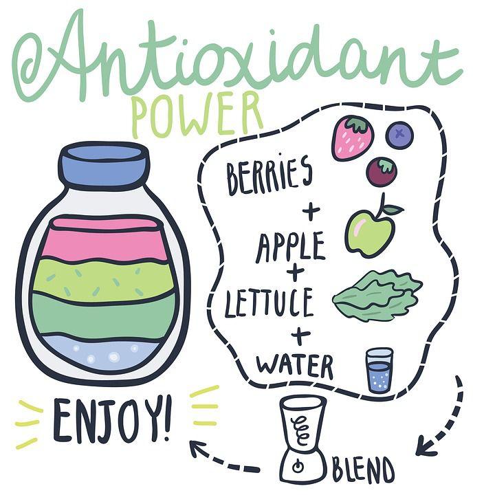 Антиоксидантный коктейль