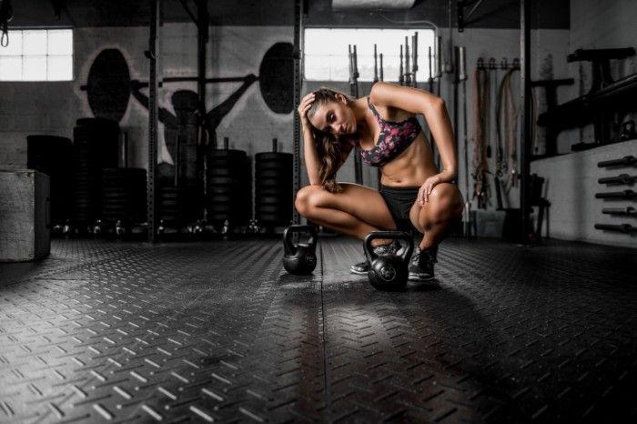 Топ пять женских заблуждений о тренировках в зале