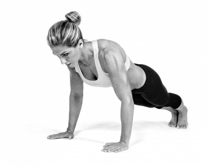 Пять простых, но эффективных упражнения для тонуса мышц