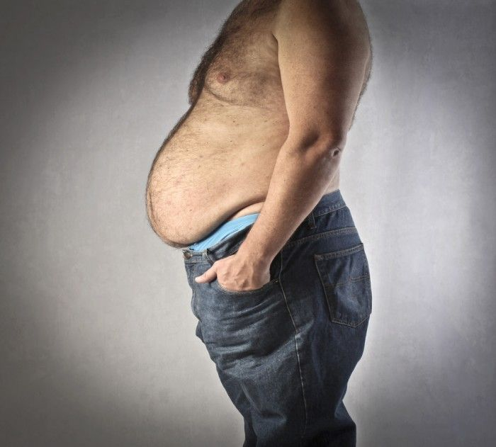 Виды жировых отложений