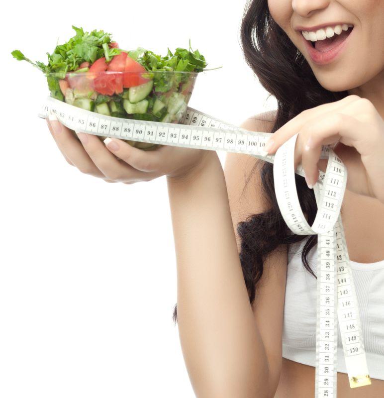 Теряя вес, не забывайте про витамины