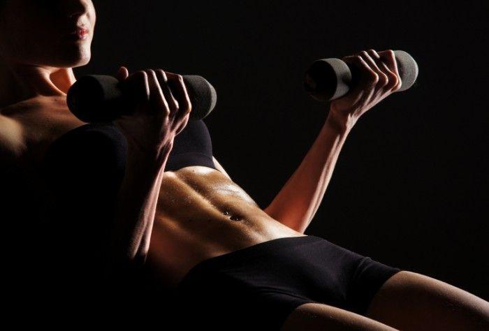 Как сделать рельефное тело