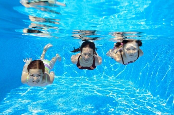Самые эффективные виды аквааэробики для похудения