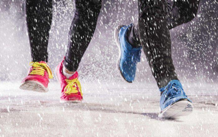 Зимний бег или как правильно начать бегать в зимний период