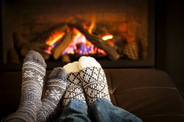 Зимний уход за ногами. Ступни будут мягкими и ухоженными
