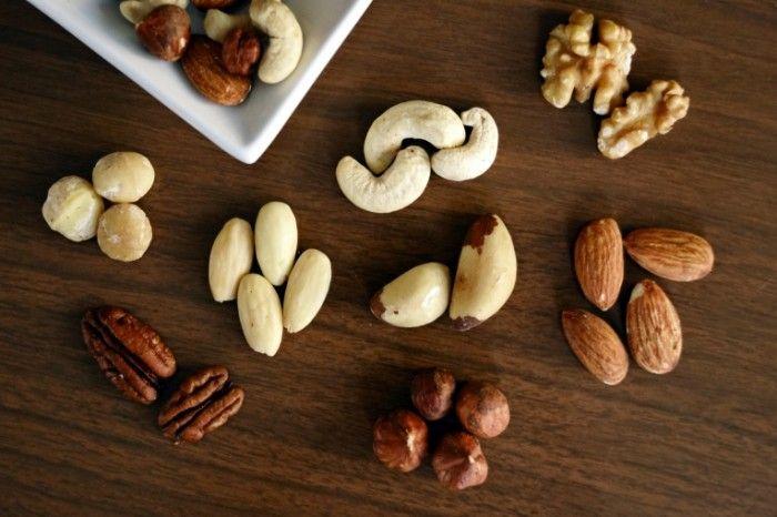 Орехи - от пользы до выбора