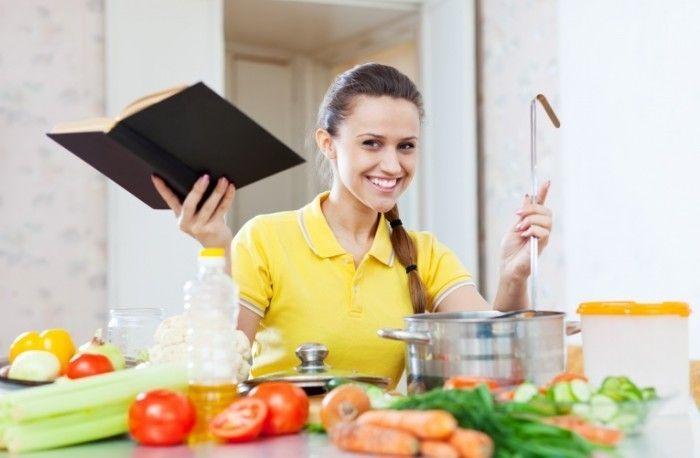 Продукты, помогающие поддерживать форму