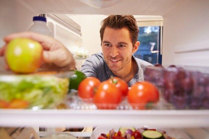 Здоровое питание мужчины для похудения