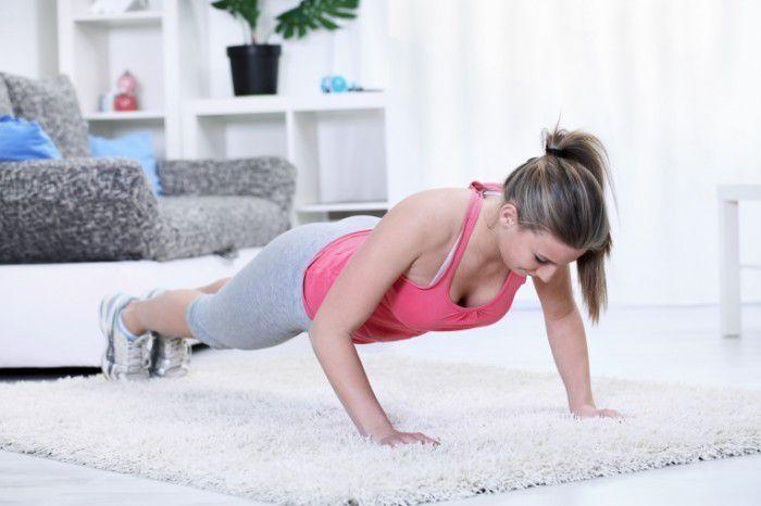Польза домашних упражнений