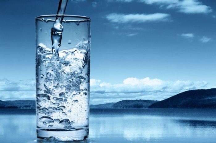 О пользе воды при похудении