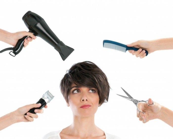 Как бороться с сухостью волос?