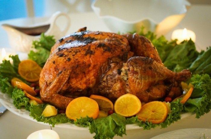 Ароматное жаркое с курицей