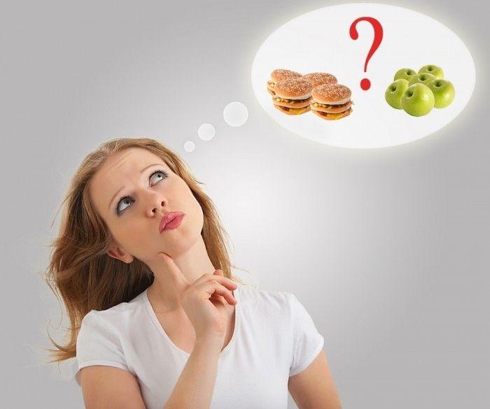 Как правильно питаться чтобы быстро похудеть