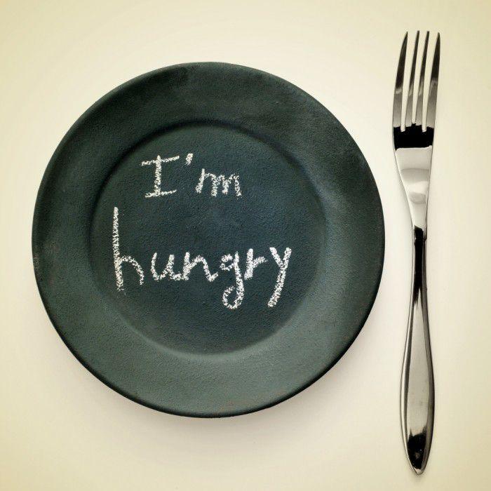 Чем опасно снижение веса за счёт голодания?
