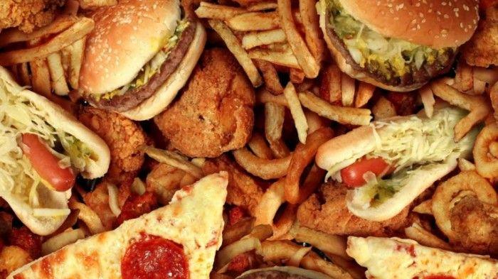 Связь вредной пищи и депрессии