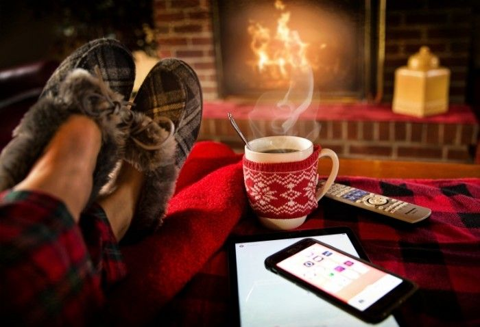 Шесть советов о том, как не поправиться в зимний период