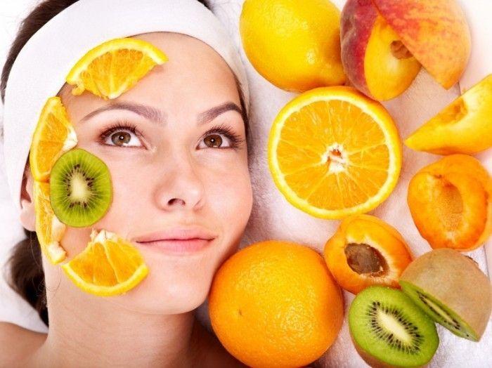 Продукты, продлевающие молодость кожи