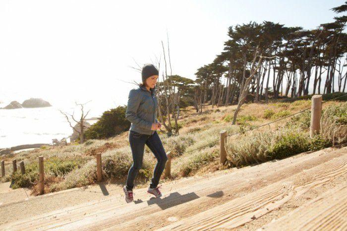 Как сбросить лишний вес на ходу?