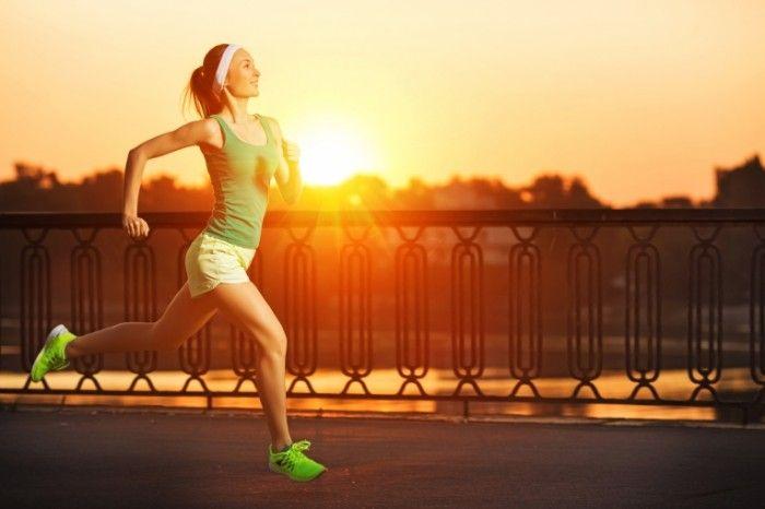Бег тренировки для жиросжигания