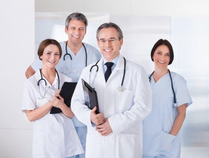 Выбор медицинских организаций и врачей