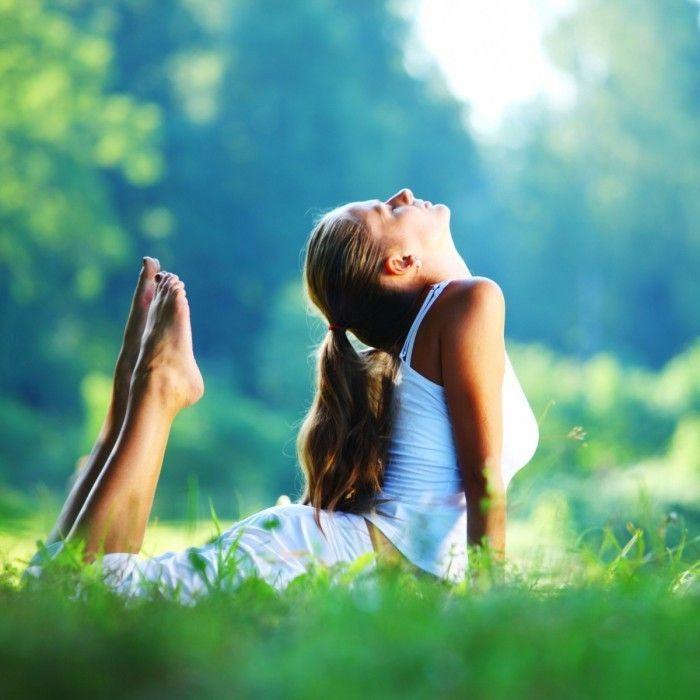 Польза йоги для женского здоровья