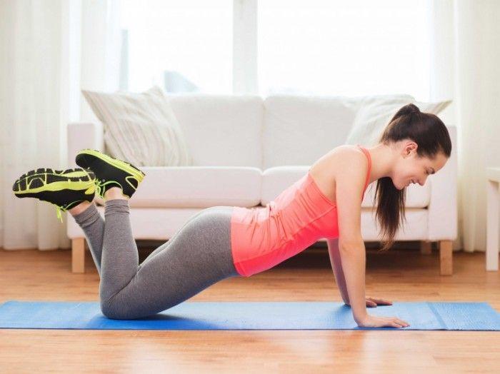 Топ домашних упражнений для улучшения фигуры