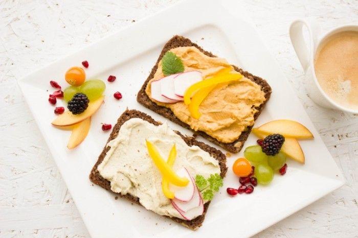 Начало дня с завтрака