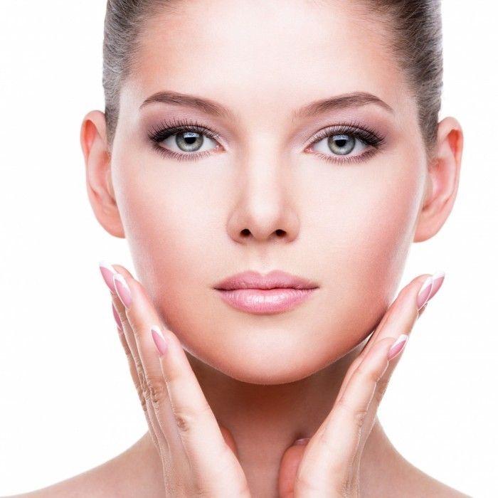 Какой режим питания необходимо соблюдать, чтобы очистить кожу лица?