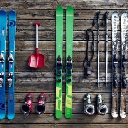 Какие зимние виды спорта помогут сбросить лишний вес?