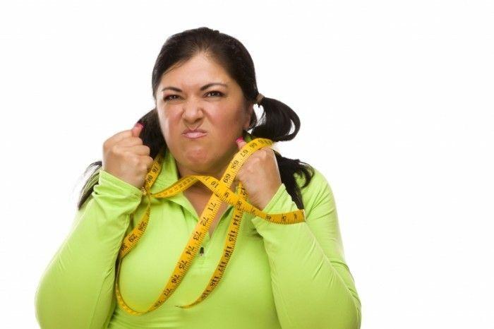 Причины, по которым незаметно набирается вес